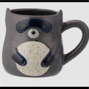Raccoon Espresso mug